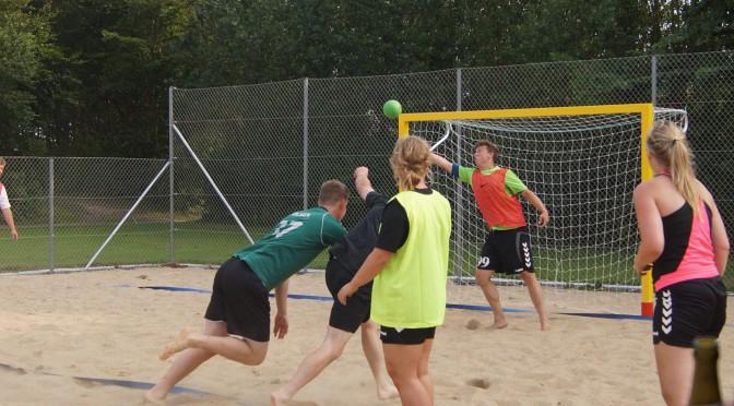Strandhåndbold stævne i IK FREM ?
