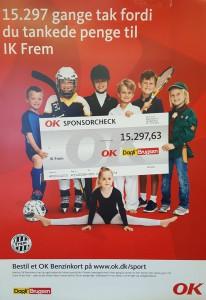 2015 - OK & Dagli' Brugsen Suldrup