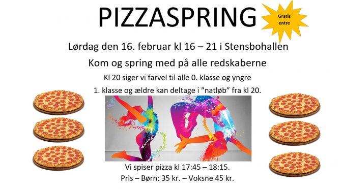 Pizzaspring 2019